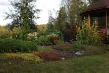 Hösten är på väg och vi tackar alla trevliga besökare under sommaren